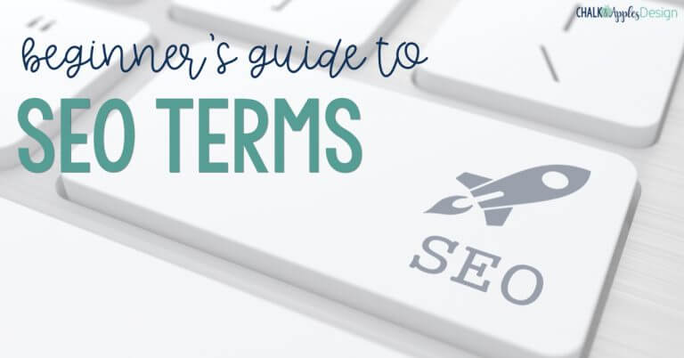 Beginners Guide to SEO Terms