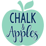 Chalk & Apples logo
