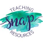 Snap Teaching Resources white circle