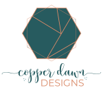 Copper Dawn Logo - trsnsparent