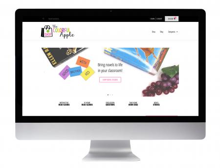 Shop - The Colorful Apple